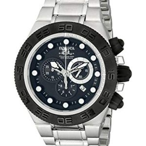 Invicta Men's Subaqua Sport Chronograph Black 1527